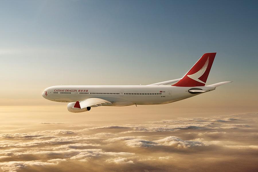 Dragonair Becomes Cathay Dragon Airport Spotting Blog