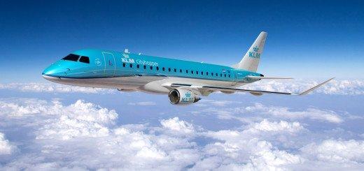 KLM Embraer 175