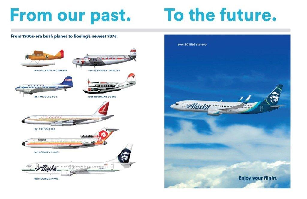 Alaska Airlines Heritage