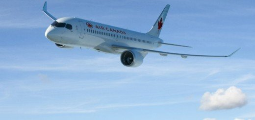 Air Canada CSeries CS300