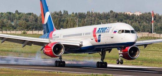 Azur Air 757