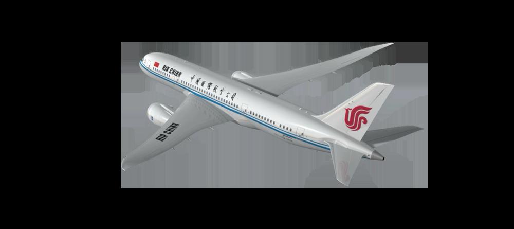 Air China 787 Routes Airport Spotting Blog