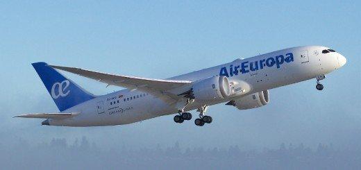 Air Europa Boeing 787 EC-MIG