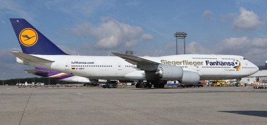 D-ABYI Fanhansa 747