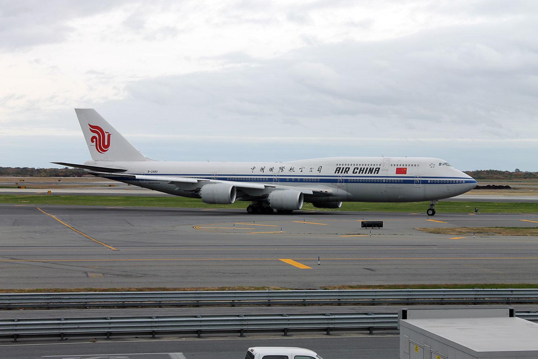 747-8 Air China