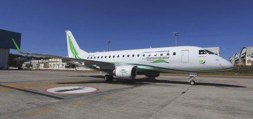 ecoDemonstrator Embraer