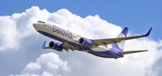 Belavia's New Colours