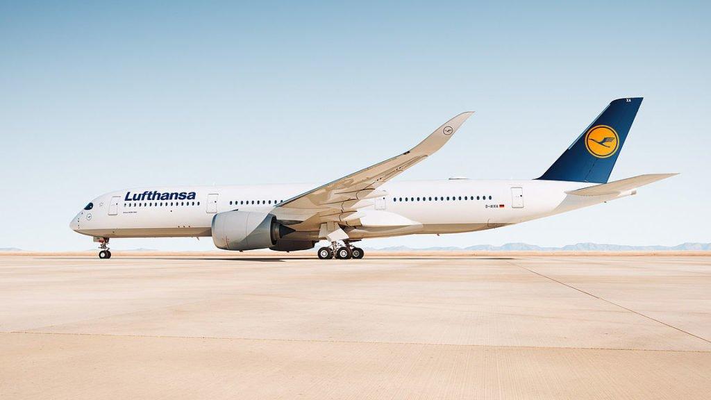 Lufthansa A350 D-AIXA