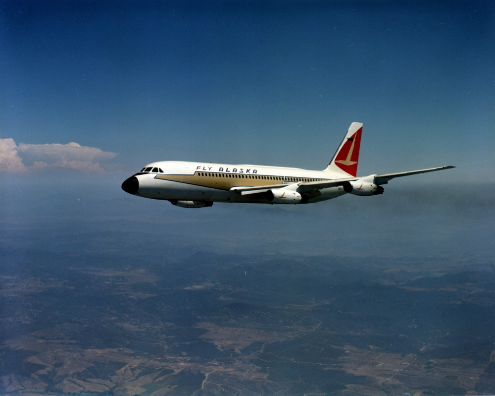 Convair 880s And 990s Where Are They Now Airport