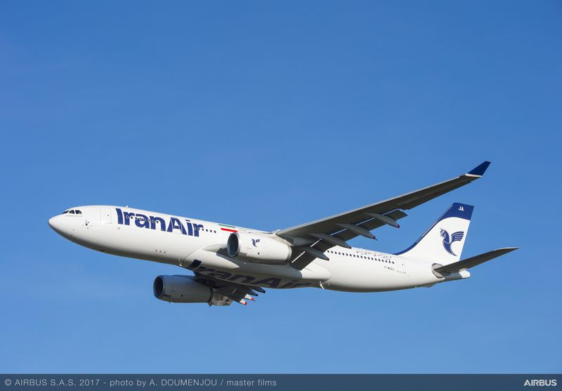 Iran Air A330