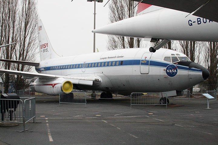 Boeing 737-100