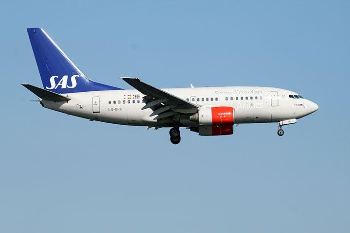 SAS-Boeing-737-600