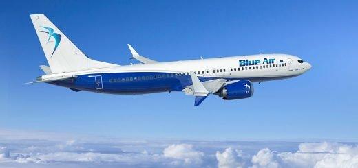 Blue Air 737 MAX 8