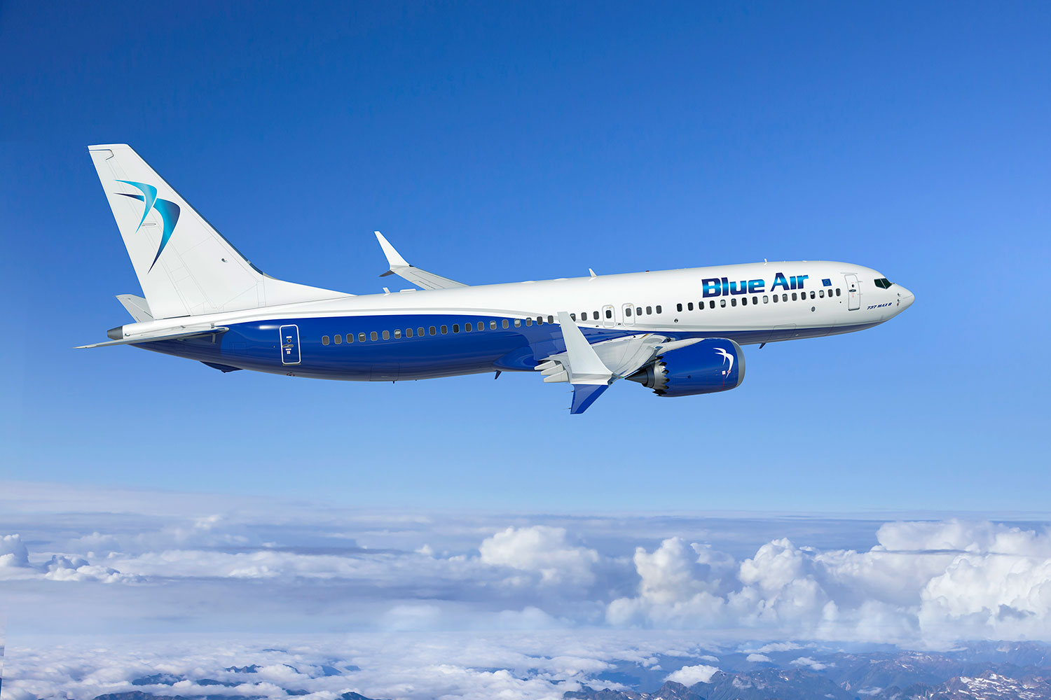 Airline Profiles Blue Air Airport Spotting Blog