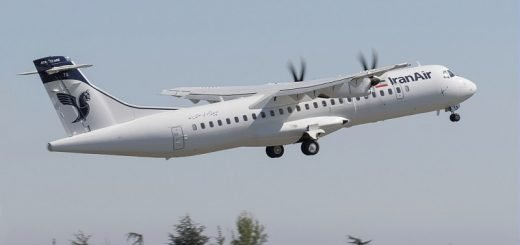 Iran Air ATR