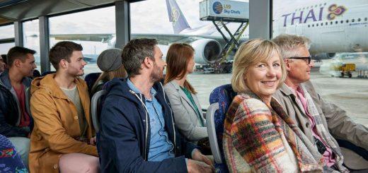 Airside Tour Frankfurt