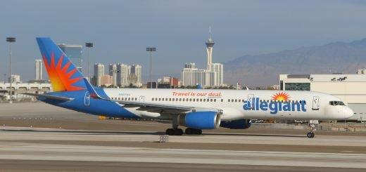 Allegiant Air 757