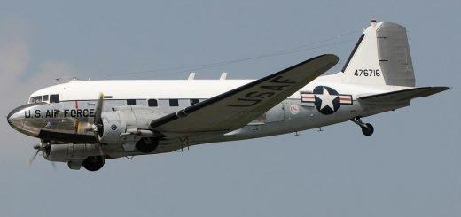Yankee Air Museum DC-3