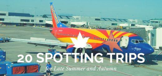 spotting trips