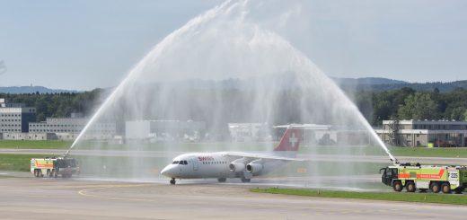Swiss RJ100 Goodbye