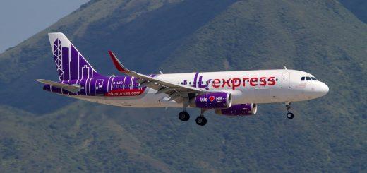 HK Express A320