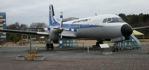 Preserved YS-11