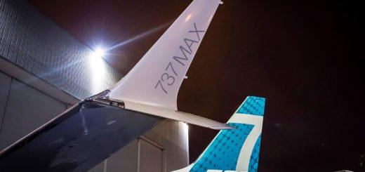 737 max 7 winglet