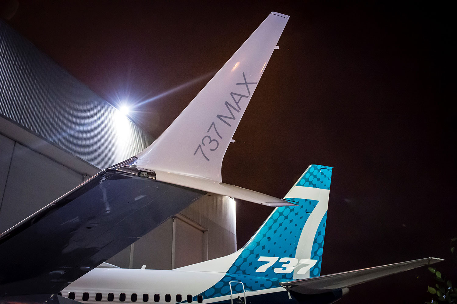 First Boeing 737 Max 7 Rolled Out Airport Spotting Blog