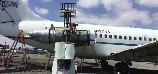 Perris Skydive DC-9