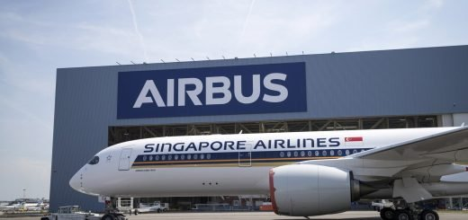Singapore Airlines A350 ULR