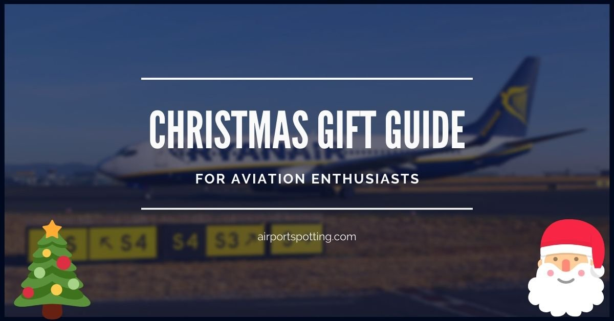 Christmas Gift Ideas for Aviation